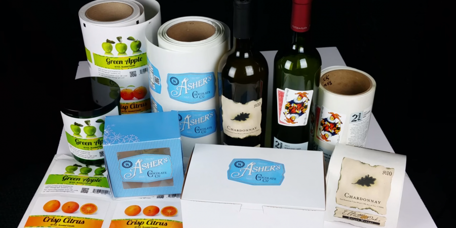 Achieve Vibrant & Full-Spectrum Color Labels with White Toner Printing